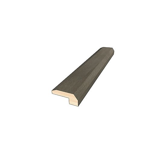Winterstone 3/8-inch Thick x 2-inch Wide x 78-inch Length Hardwood Threshold