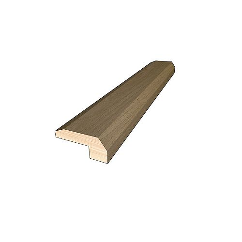 Castlewood 3/8-inch Thick x 2-inch Wide x 78-inch Length Hardwood Threshold