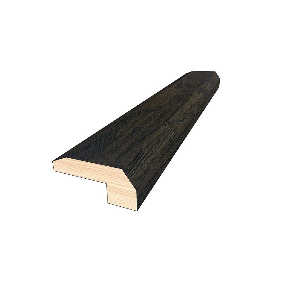 OptiWood Stagecoach 3/8-inch Thick x 2-inch Wide x 78-inch Length Hardwood Threshold