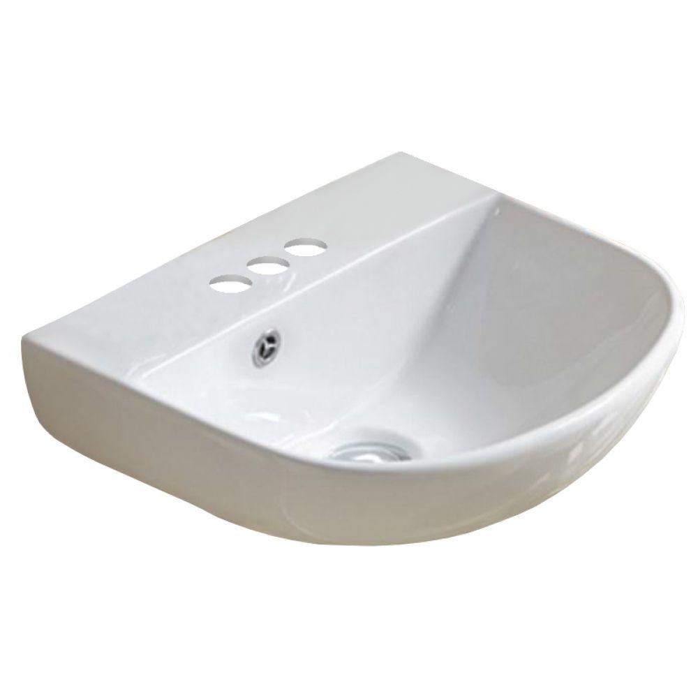 17.3-inch W 3H4-inch Sink