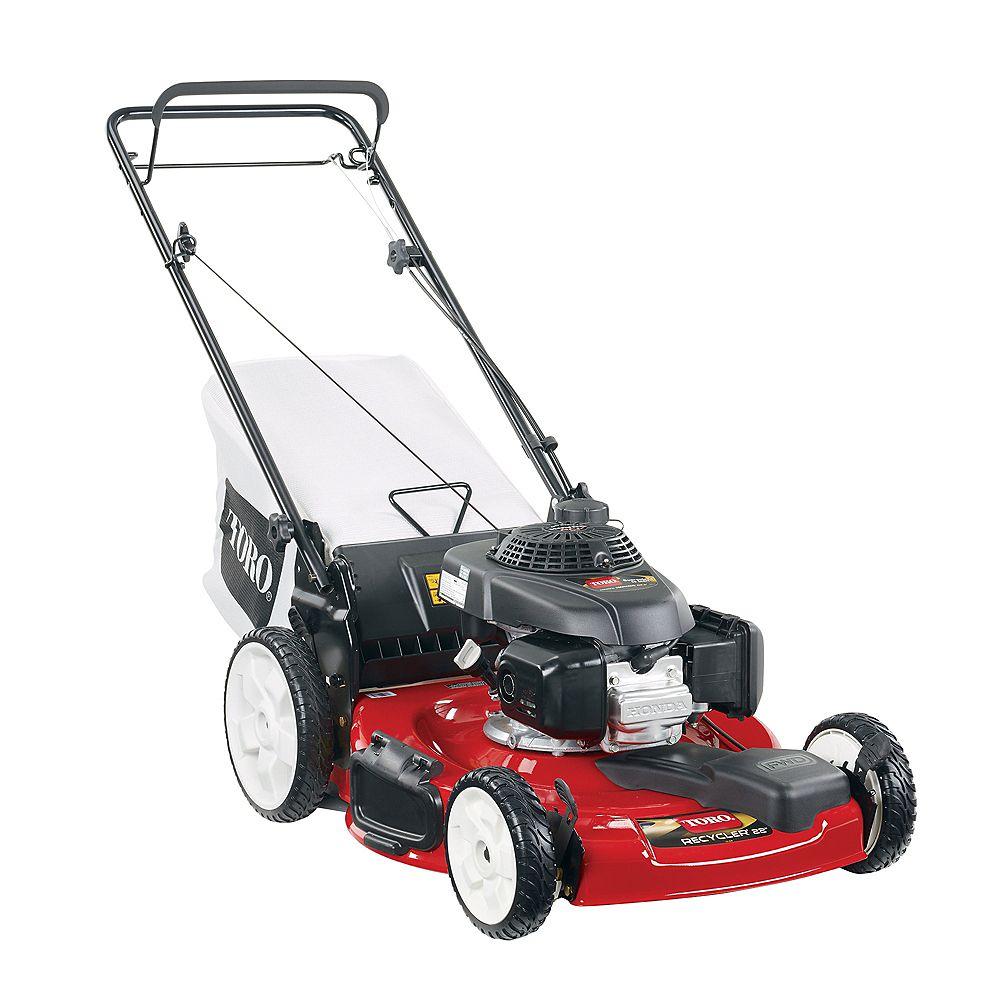 Toro Toro 22-inch Honda High-Wheel Variable Speed Gas Walk Behind Lawn Mower