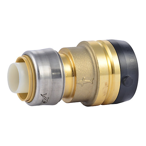 1-1/4 inch X 1 inch Reducing Coupling