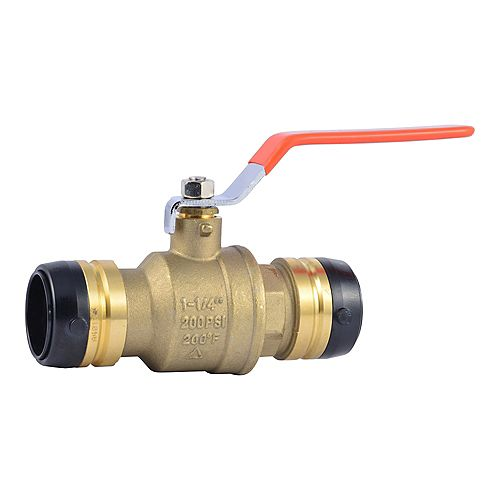 SharkBite 1-1/4 inch Ball Valve