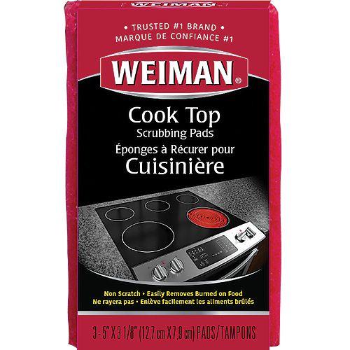 Tampons Nettoyeurs pour de cuisson