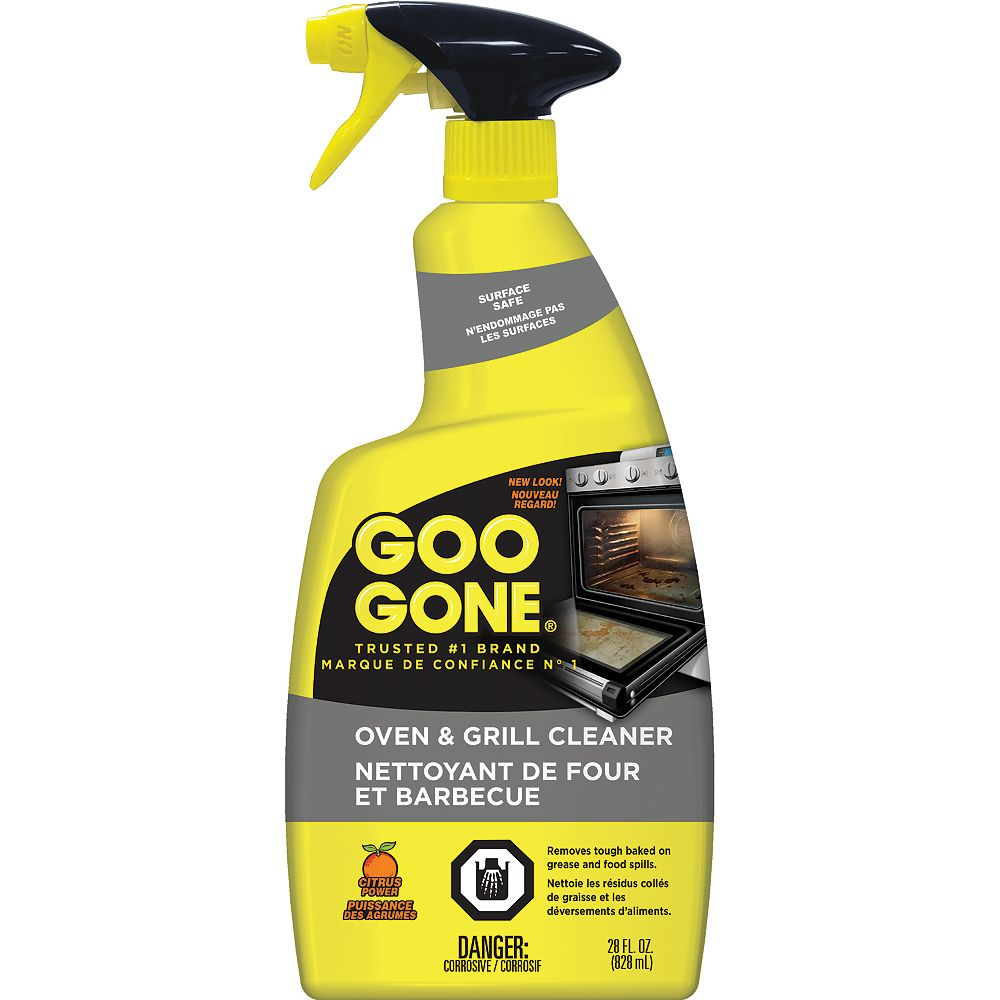 Weiman Goo Gone Oven and Grill Cleaner