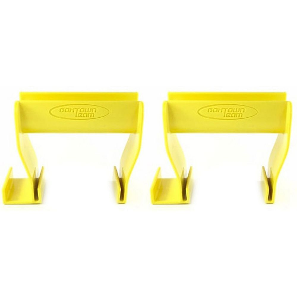 Ideal Security Ladder Carrier XL - Fiberglass A-Frame & Extension (Yellow)