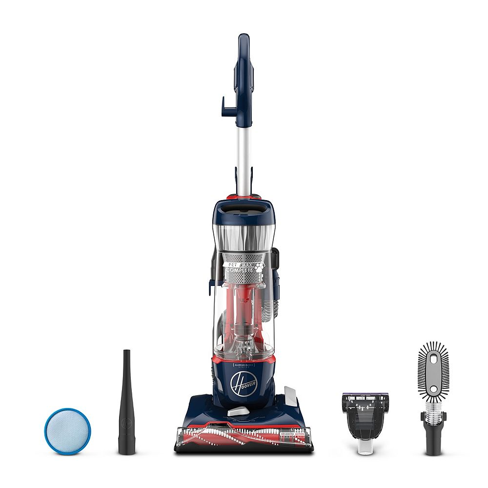 Hoover Pet Max Complete Bagless Upright