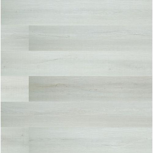5 mm étanche Planches en vinyle de luxe, Chêne Moon Shadow, 7 po x 48 po. Rigides. (23,8 pi2/boîte)