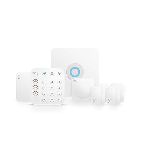 Ring Ring Alarm Home Security System 2.0 (8 piece kit)
