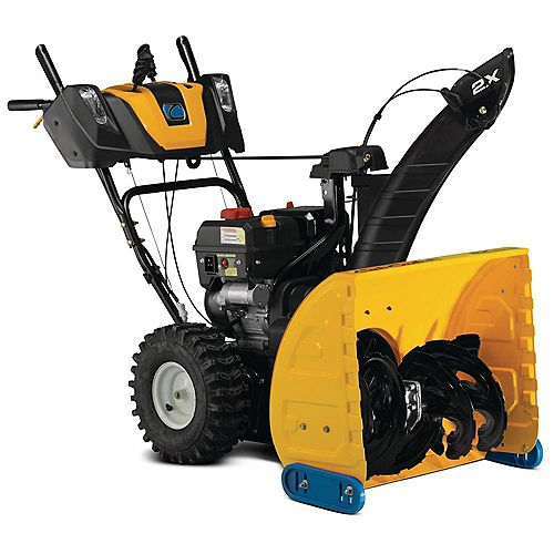 24-inch 243cc Two-Stage Snowblower
