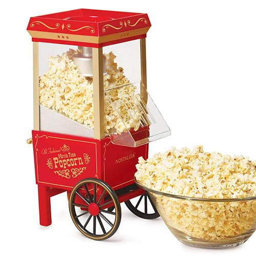 Nostalgia Nostalgia OFP501 12-Cup Hot Air Popcorn Maker