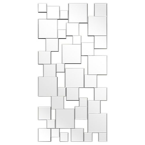 Elegant Mirror Cluster Wall Mirror