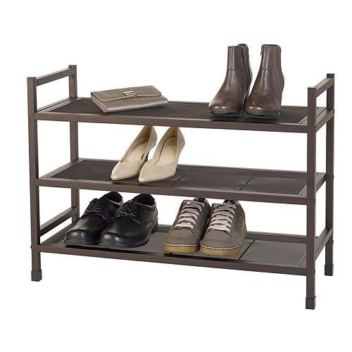 Neatfreak Range-chaussures 3 niveaux