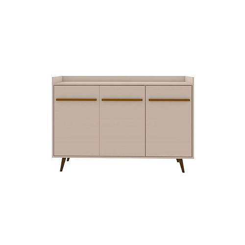 Bradley 53.54 Buffet Stand in Off White