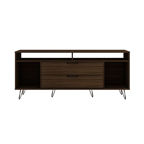Rockefeller 62.99 TV Stand in Brown
