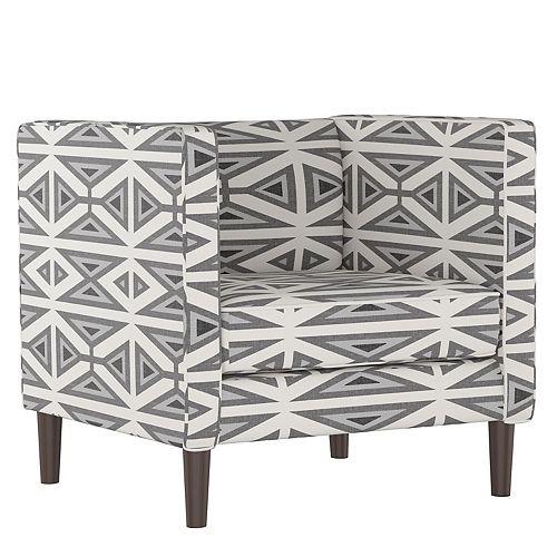 Bucktown Arm Chair in Navajo Grey