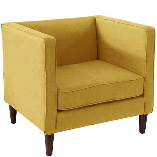 Bucktown Arm Chair in Zuma Golden