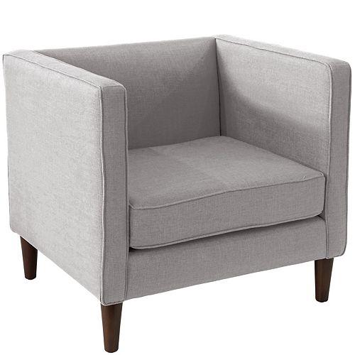 Bucktown Arm Chair in Zuma Pumice