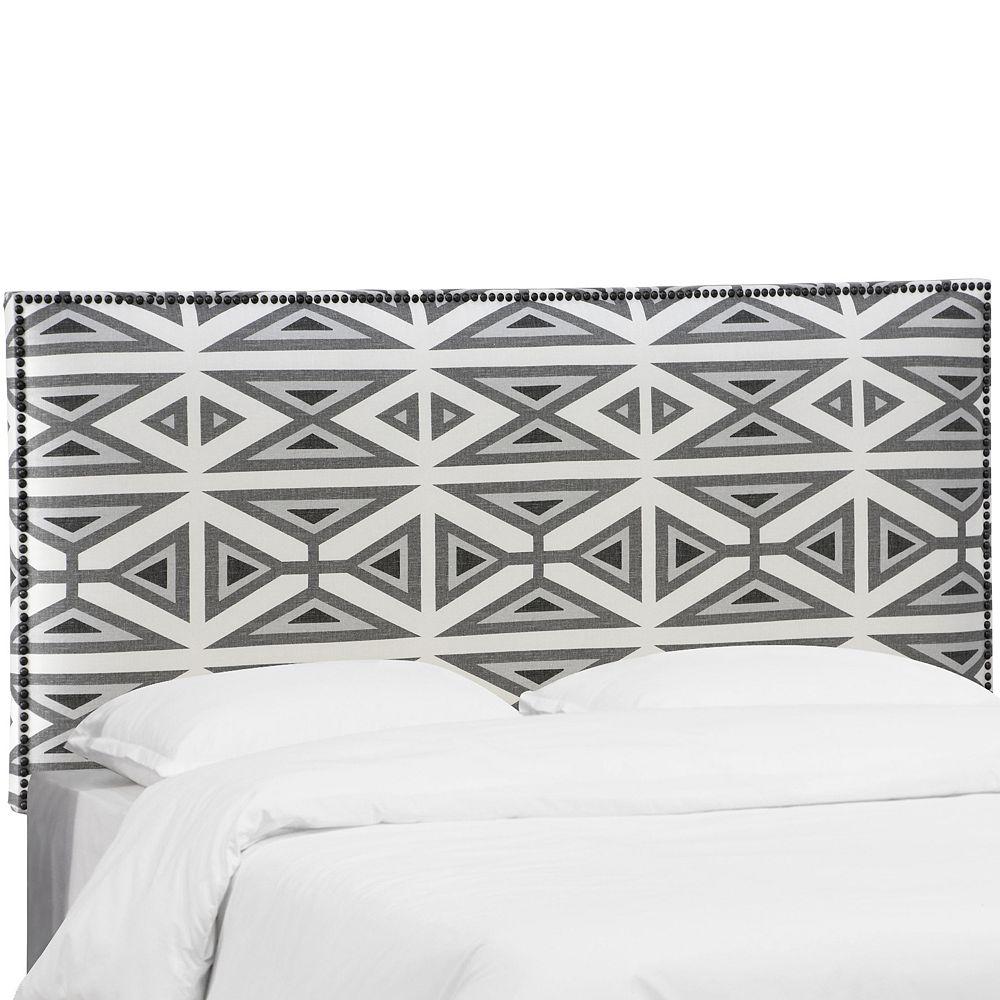Skyline Furniture Randolph Tête de lit complète en Navajo Grey