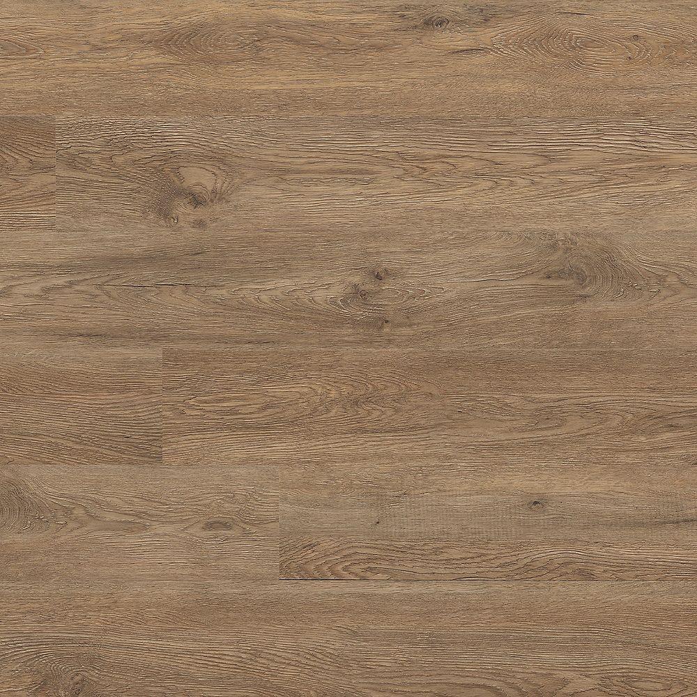 MSI Stone ULC Planches en vinyle de luxe Woodlett, chêne centenaire, 6 po x 48 po (36 pi2/bte)