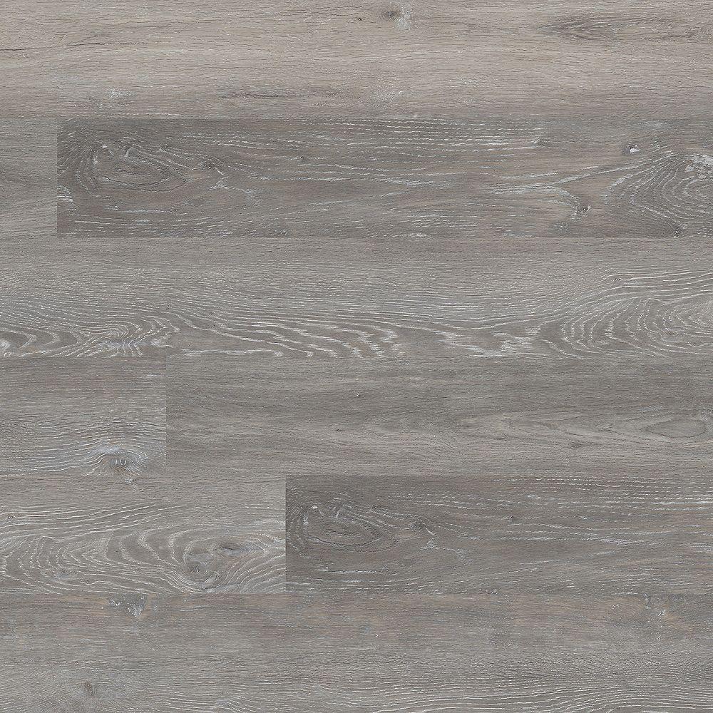 MSI Stone ULC Planches en vinyle de luxe Woodlett, frêne urbain, 6 po x 48 po (36 pi2/bte)