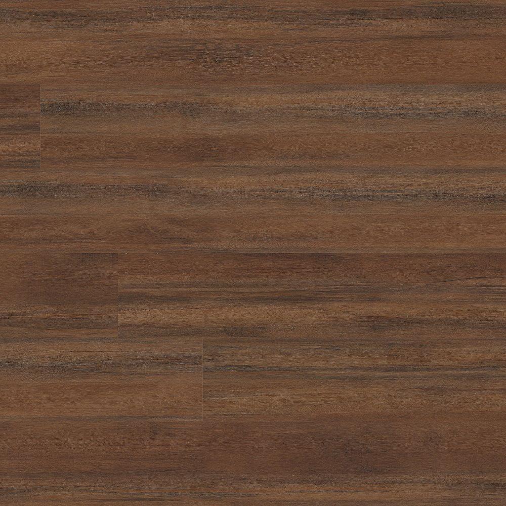MSI Stone ULC Planches en vinyle de luxe Woodlett, cerisier séché, 6 po x 48 po (36 pi2/bte)