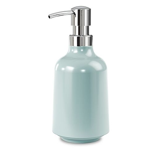 Umbra Step Soap Pump Ocean Blue