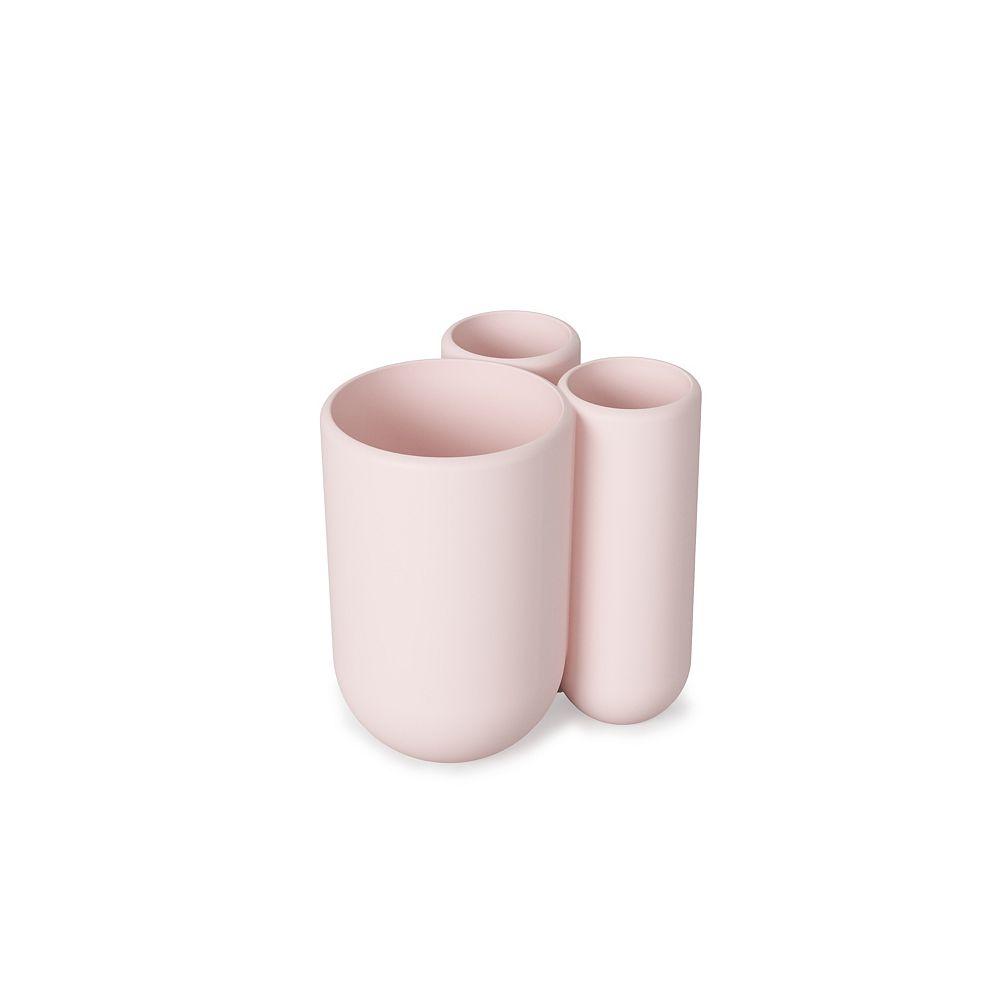 Umbra Umbra Touch Tooth Brush Holder Blush Pink