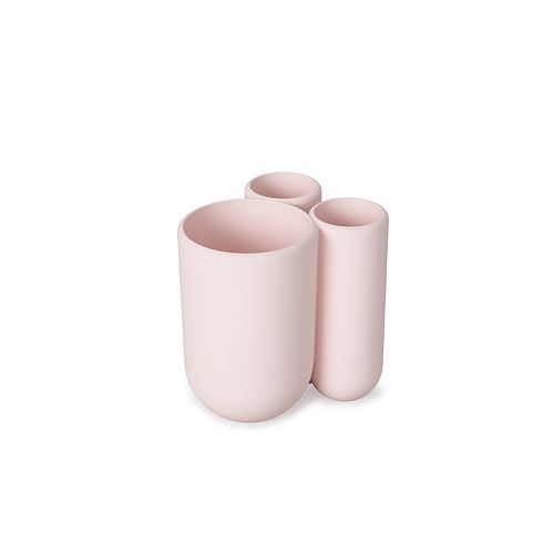 Umbra Touch Tooth Brush Holder Blush Pink