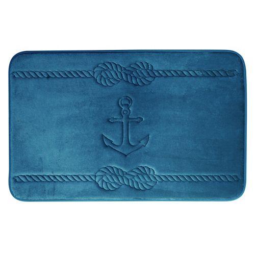 Ancre - tapis de bain en mousse viscoélastique SARCEL 51X81