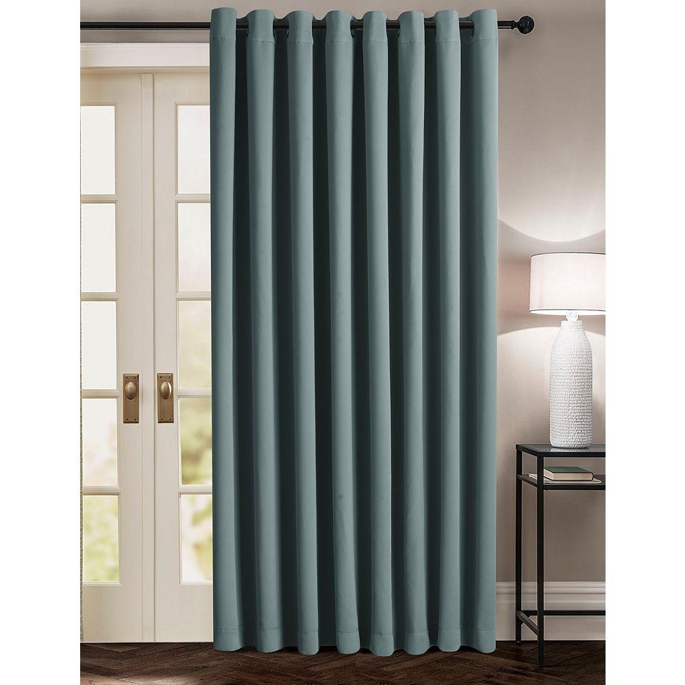 CHC Extra-Wide Patio Door Window Panel MINERAL 100X84