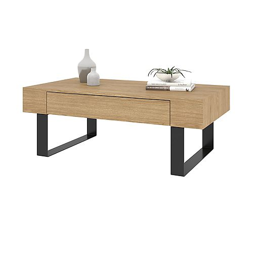 Bestar Lyra Coffee Table - Natural Oak