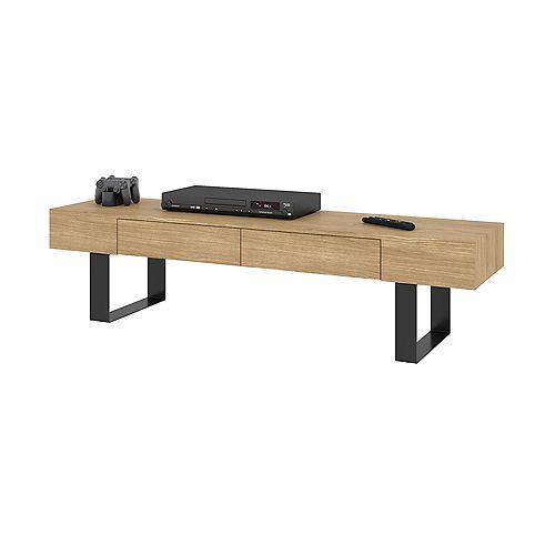 Lyra TV stand - Natural Oak