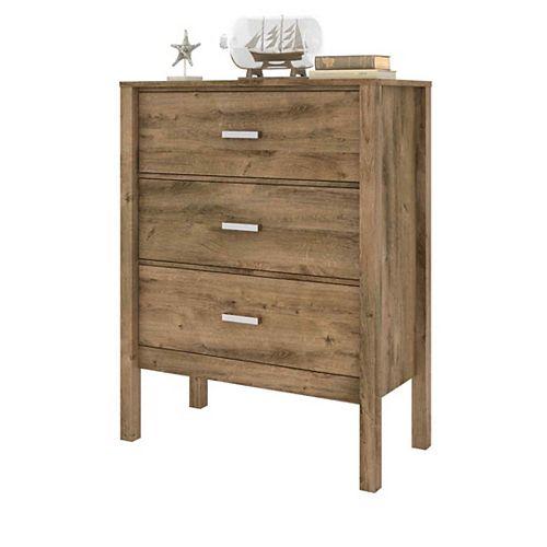 Capella Dresser - Rustic Brown
