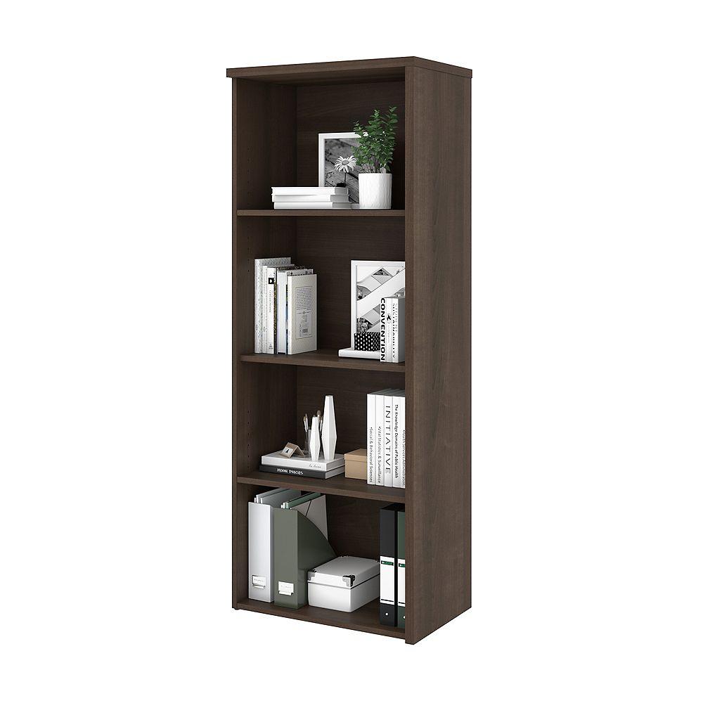 Bestar Gemma Bookcase - Antigua