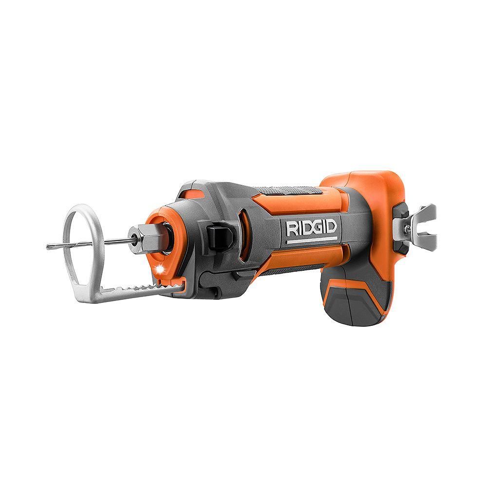 RIDGID 18V Drywall Cut-Out Tool (Tool Only)