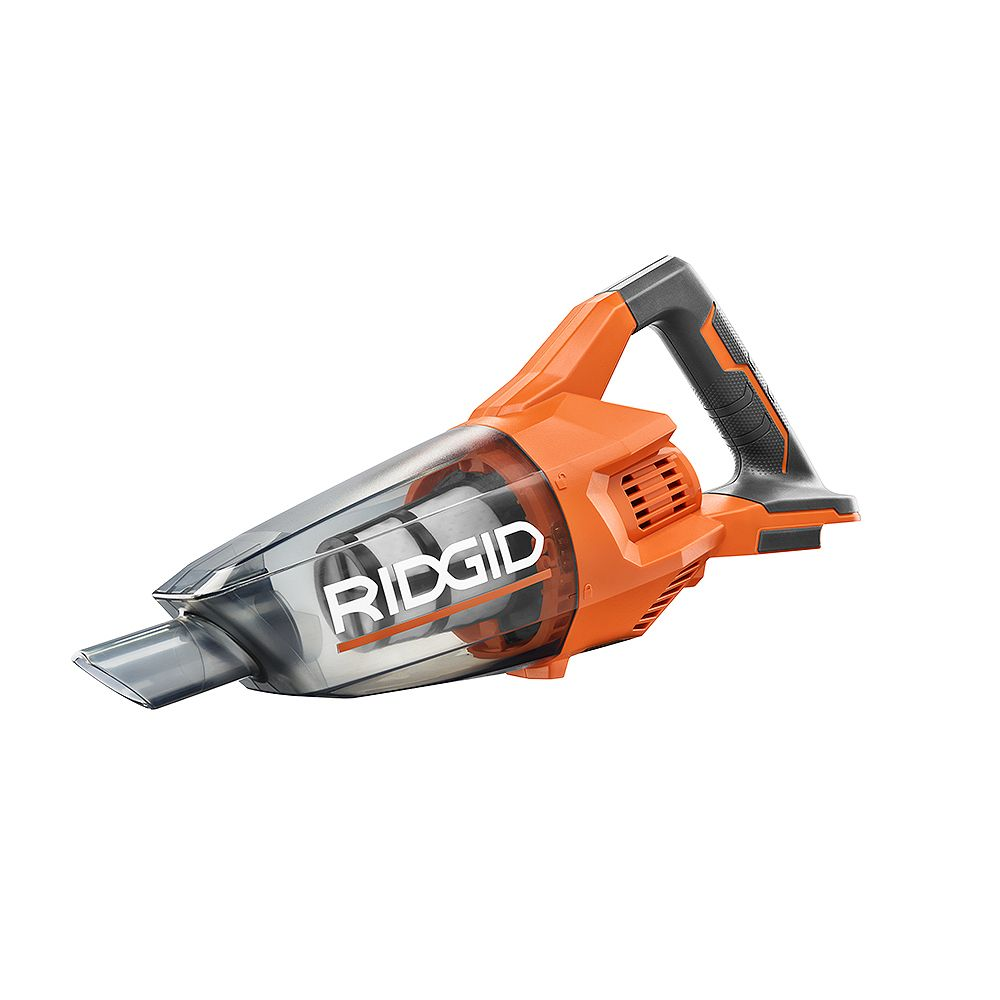 RIDGID 18V Cordless Compact Vacuum (Tool-Only)