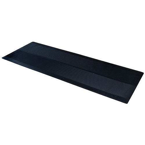 Dimex Climatex 27-inch X 6 ft. Black Doormat