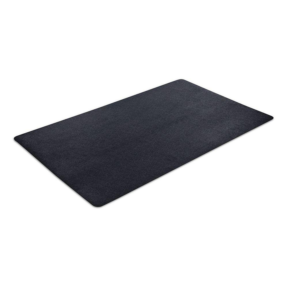 Dimex Versatex 36-inch X 60-inch Black Mat