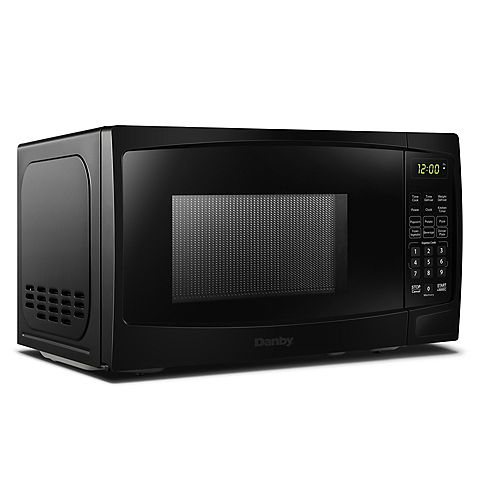 Danby 0.7 cu. ft. Countertop Microwave - Black