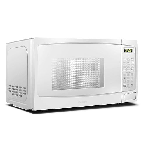 Danby 0.7 cu. ft. Countertop Microwave - White
