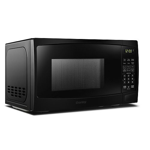 Danby 1.1 cu. ft. Countertop Microwave - Black