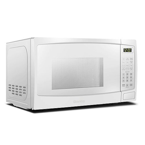 Danby 1.1 cu. ft. Countertop Microwave - White