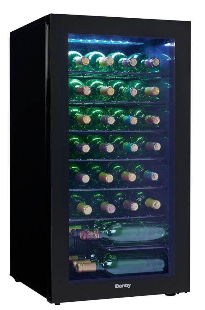 Danby 36 bouteilles de vin Refroidisseurs à vin