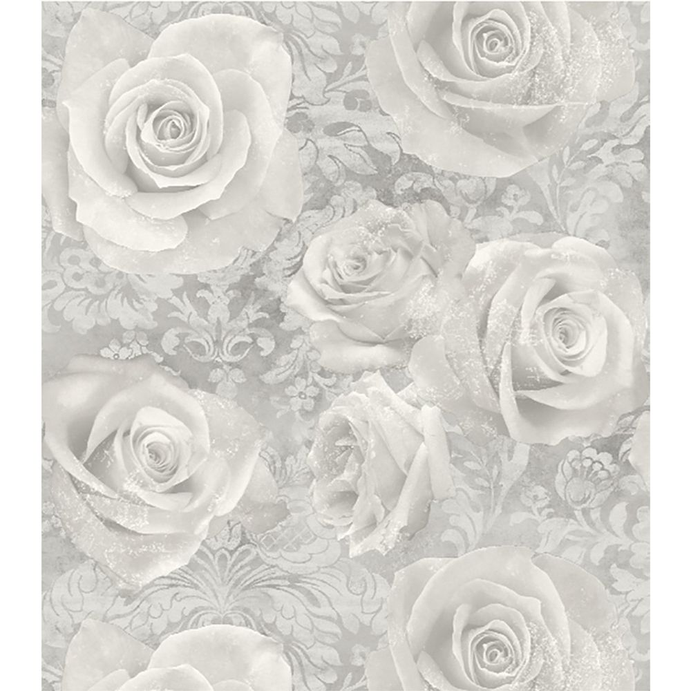 Arthouse Reverie Silver Wallpaper