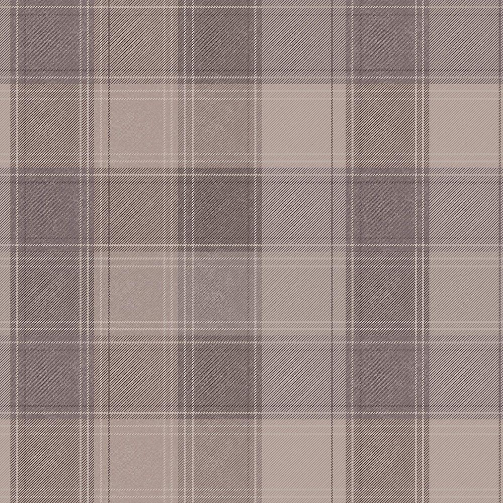 Arthouse Tweed Rust Non-Woven Wallpaper