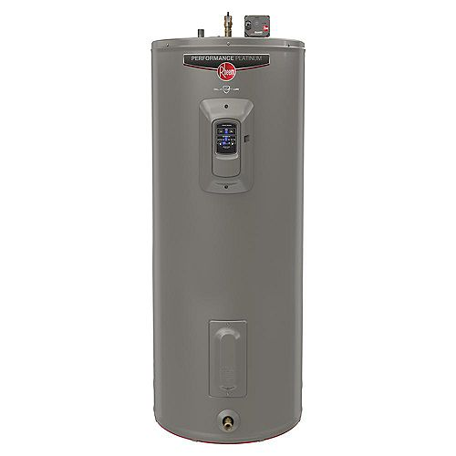 Gladiator 40 IG, Smart Electric Water Heater with Leak Detection and Auto Shutoff