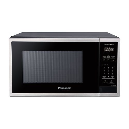 1.1 cu.ft. Countertop Microwave Oven