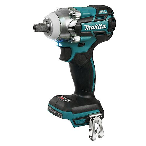 MAKITA 1/2 inch Cordless Impact Wrench with Brushless Motor