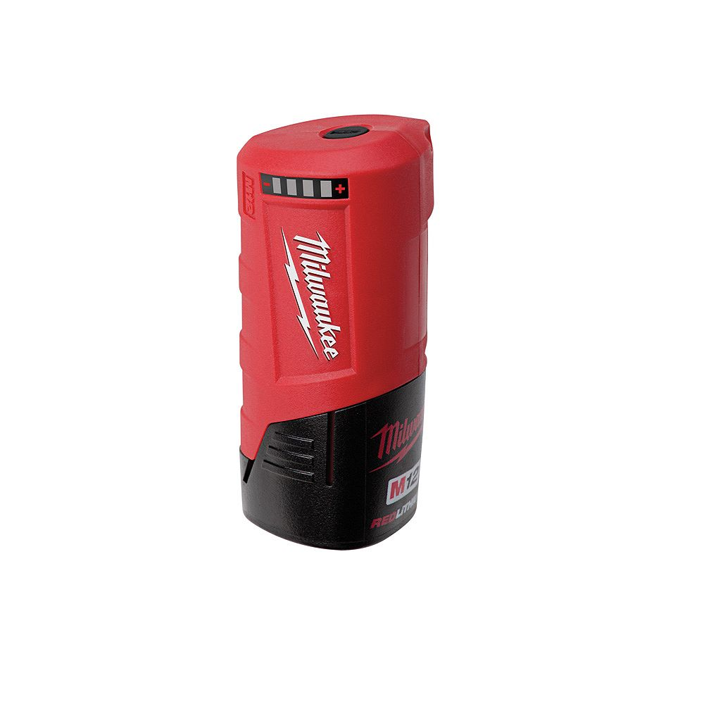 Milwaukee Tool M12 12V Lithium-Ion Cordless Power Source (Tool-Only)